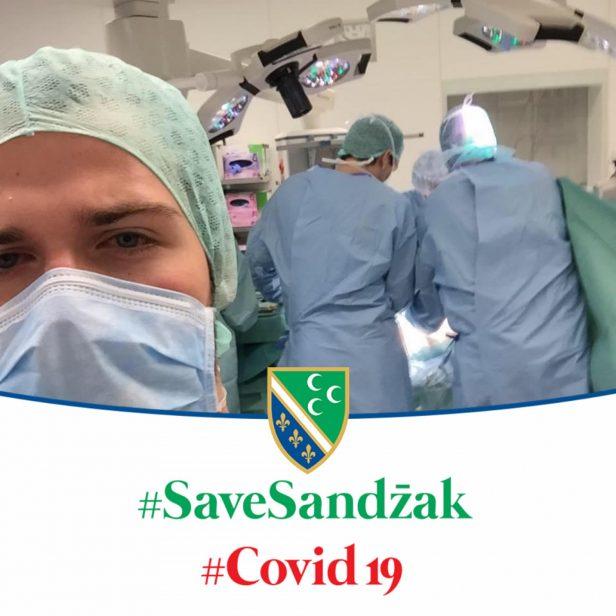 Ministarstvo odbilo zahtjev medicinara Sandžaklija iz Njemačke da pomognu Bolnici u Novom Pazaru!