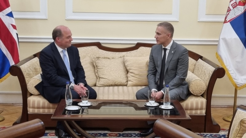 Ministarstvo odbrane Srbije za RSE: Nismo potpisali dokument protiv ruskog mešanja