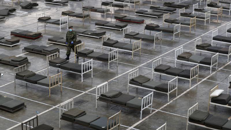 Ministarsvo zdravlja: Na Beogradskom sajmu smeštena 33 pacijenta
