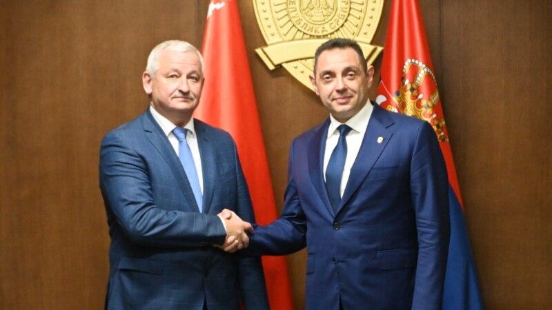 Beloruska delegacija u Beogradu: Odnosi sa Srbijom na najvišem nivou