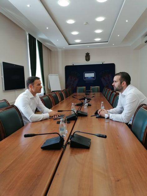 Ministri finansija Srbije i Crne Gore razgovarali o saradnji dve zemlje