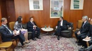 Ministri spoljnih poslova Srbije i Brazila o unapređenju saradnje