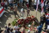 Minsk: Hiljade ljudi na sahrani Taraikovskog