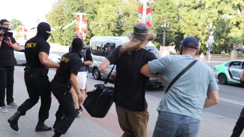 Minsk oslobodio 32 ruska državljanina i predao ih Moskvi