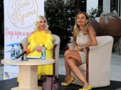 Mirjana Bobić Mojsilović u Vranju: Pisac je MALI BOG
