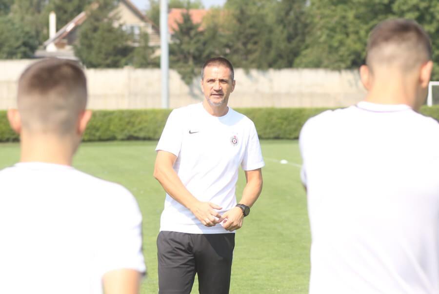 Mirković: Igraćemo kao da je 0:0