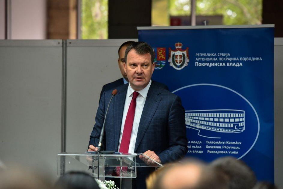 Mirović: Donosimo 40 projekata za Investicioni plan