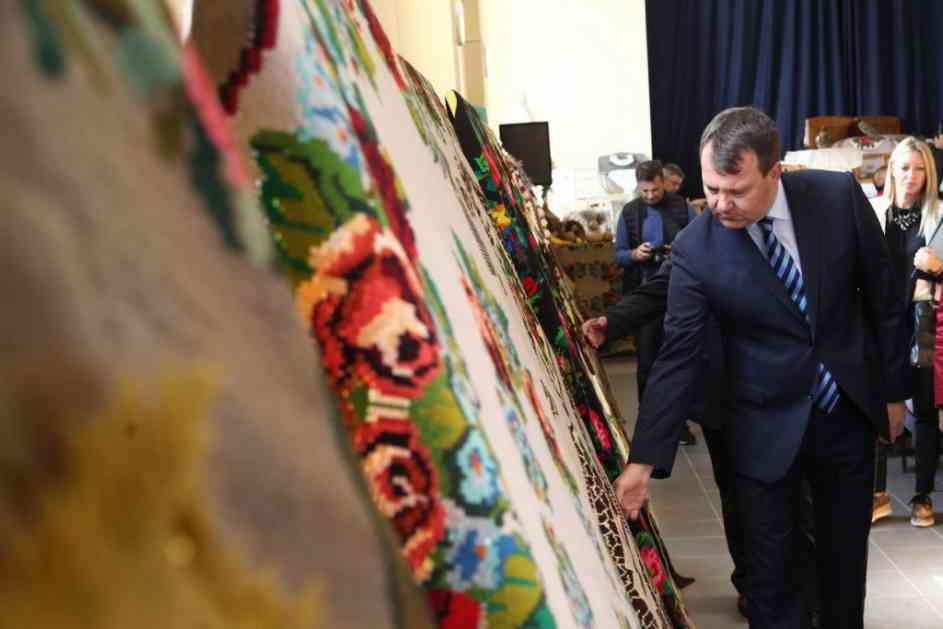 Mirović: Kulturno nasleđe moramo da čuvamo i predamo potomcima