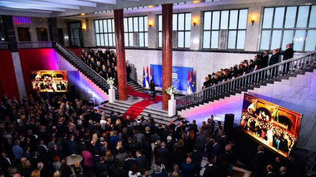 Mirović: Majska skupština preteča prisajedinjenja Srbiji