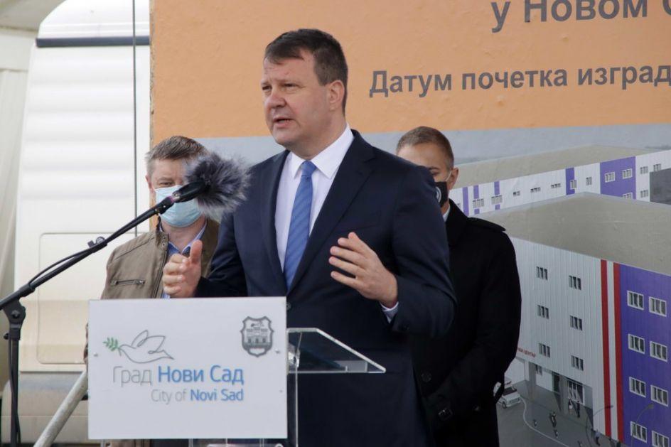 Mirović: Ove godine izgradićemo više od 21 km puteva