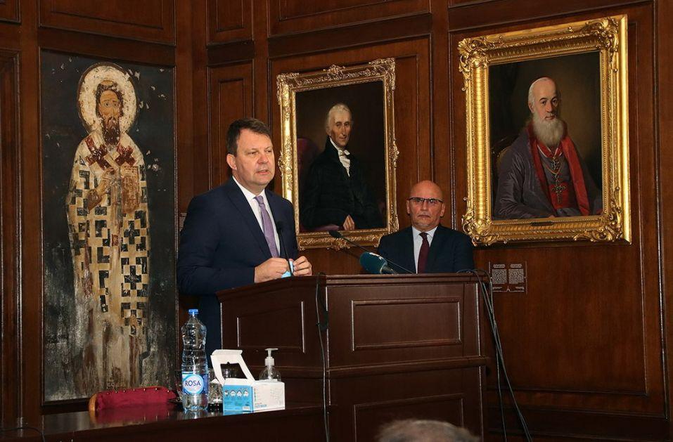 Mirović: Pokrajinska vlada učinila mnogo za Srbe u regionu
