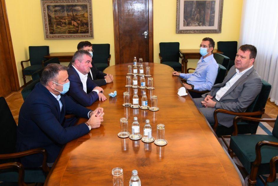 Mirović sa Bajatovićem: U novoj Pokrajinskoj vladi biće i predstavnici SPS i JS