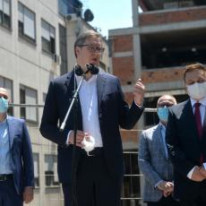 NISU OČEKIVALI OVAKAV ODGOVOR: Evo šta je Vučić rekao na pakosne prozivke N1 da ne NOSI MASKU