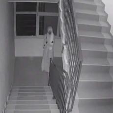 Misteriozna žena UZNEMIRILA SRPSKI GRAD: Uhapšena je, a kod nje su pronađene dve ZASTRAŠUJUĆE stvari (VIDEO)