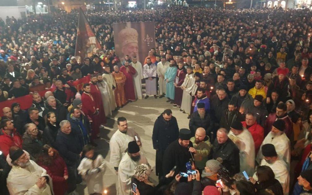 Mitropolija: Istinska Crna Gora 18. januara uveče - Nikšić, Ulcinj, Šudikova, Virpazar…