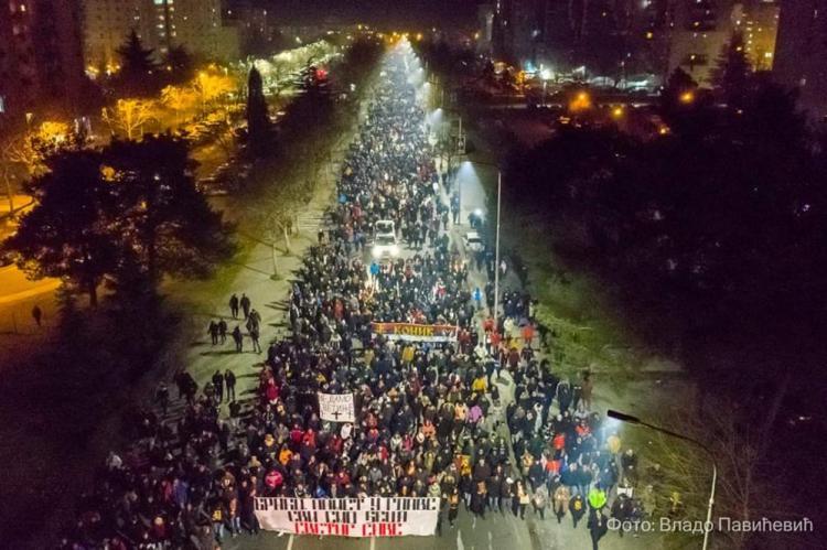 Mitropolija: Istinska Crna Gora 26. januara