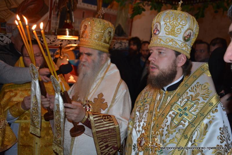Mitropolit Amfilohije: Vlast da se vrati putu Svetog Save