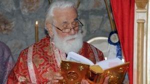 Mitropolit Mihailo: U Crnoj Gori lako može doći do građanskog rata