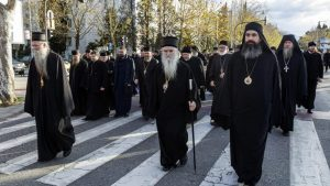 Mitropolit Onufrije u Podgorici: U Crnoj Gori i Ukrajini progon crkve
