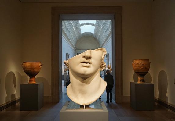Mitropolitenski muzej umetnosti: U stalnoj kolekciji dela iz drevnog Egipta!
