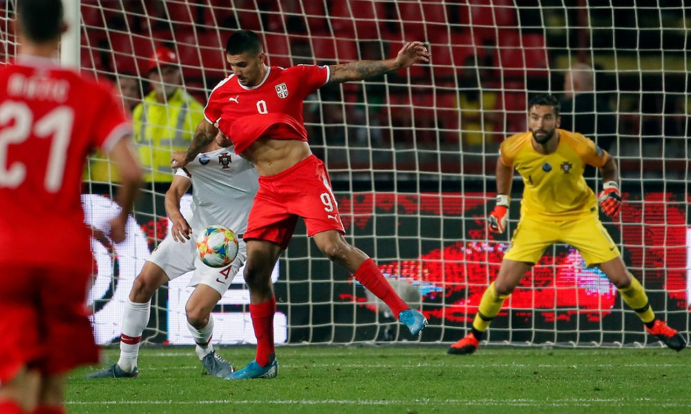 Mitrović: Moj posao je da dajem golove