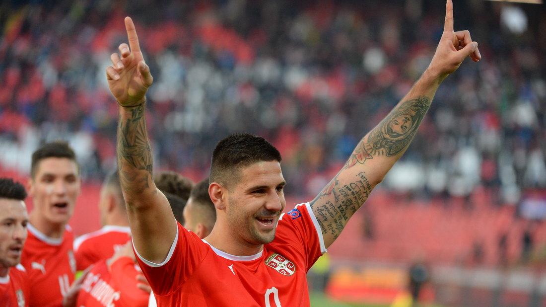 Mitrović: Uživanje igrati sa Prijovićem; Živković: Cilj ispunjen