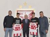 Mituljikići produžili ugovor sa Zvezdom do 2025.