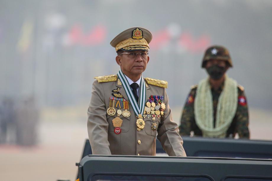 Mjanmar: Hunta oslobodila 23.000 zatvorenika