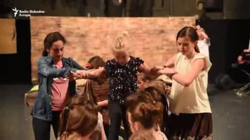 Mjuzikl Annie otvorio Festival dječije umjetnosti