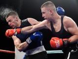 Mladi Nišlija na reviji profesionalnog boksa u Springfildu