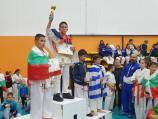 Mladi Piroćanac prvak Balkana u kjokunšai karateu