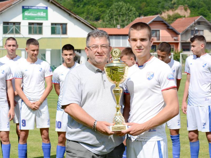 Mladi fudbaleri OFK Radničkog na korak od Kvalitetne lige Srbije
