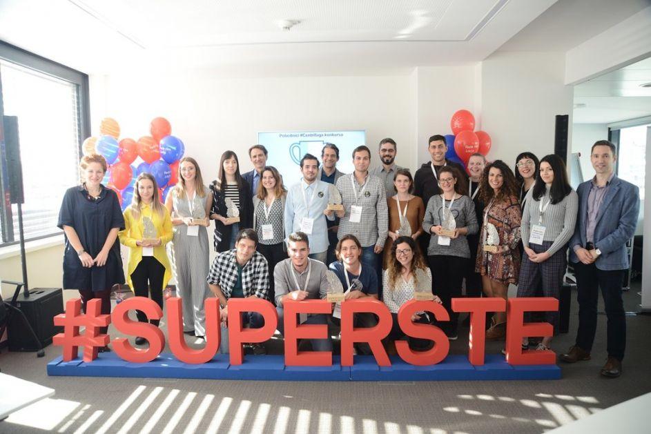 Mladi iz Novog Sada među najboljima u programu Superste