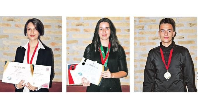Mladi matematičari i fizičari osvojili četiri medalje u Indoneziji