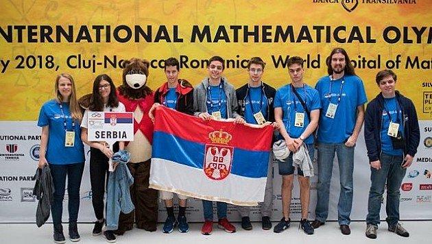 Mladi matematičari osvojili šest medalja, učenik Jovine gimnazije doneo bronzu