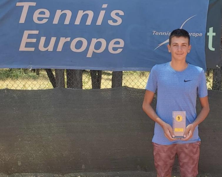 Mladi niški teniseri nastavili sa titulama