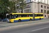 Mladić iskoristio taksi blokadu, pa oteo autobus na Autokomandi