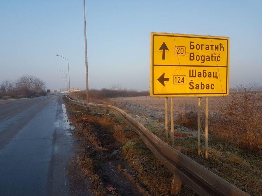 Muškarac poginuo u teškom udesu kod Sremske Mitrovice