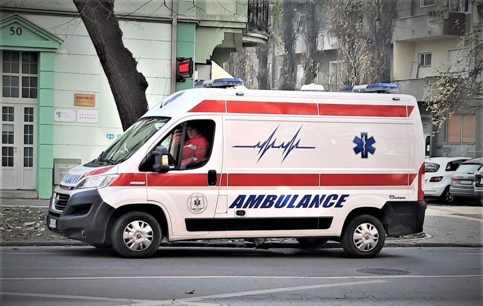 Mladić preminuo na bini tokom nastupa folklora u Mrčajevcima