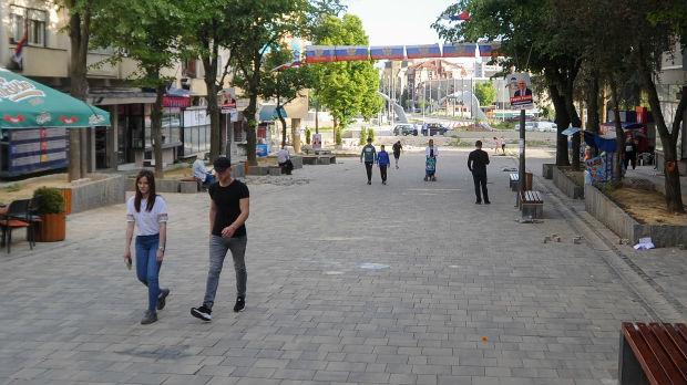 Mladić srpske nacionalnosti ranjen u severnoj Mitrovici