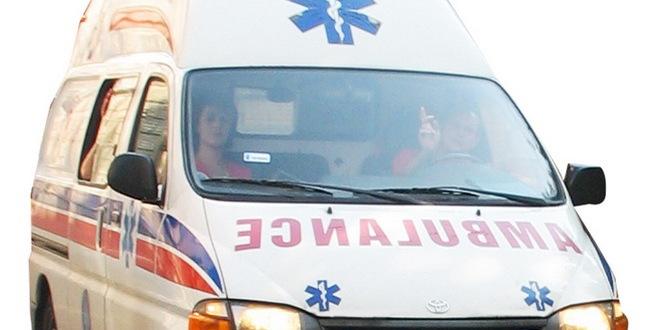Mladić teško povređen u lančanom sudaru na Novom Beogradu