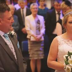 Mladoženja je na venčanju REKAO NE! Kada je počeo da objašnjava ZAŠTO, svi su ZAPLAKALI! (VIDEO)