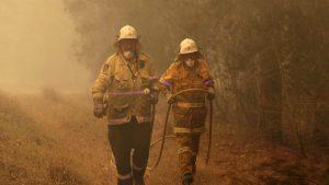 Mobilizacija vojnih rezervista zbog požara u Australiji