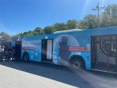 Mobilni autobus za vakcinaciju danas ispred TC Big u Rakovici FOTO