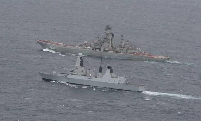 Moćna ruska krstarica Petar Veliki isplovila u Barencovo more