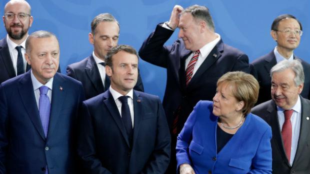 Moćnici u Berlinu odlučuju šta će biti sa Libijom