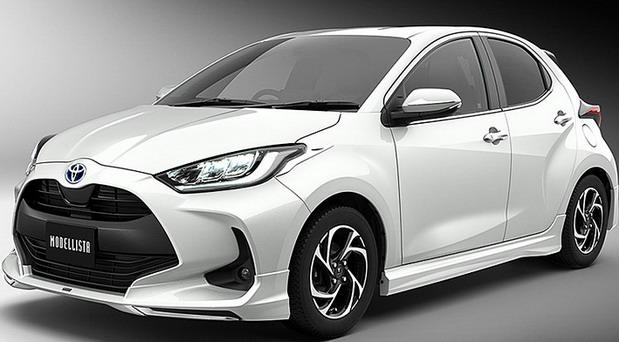 Modellista Toyota Yaris