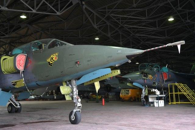 Modernizacija aviona orao rad domaćih stručnjaka
