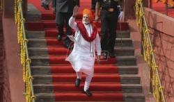Modi: Indija će poslati čoveka u svemir 2022. godine (VIDEO)