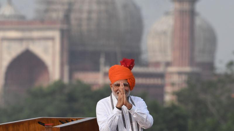 Modi: Indija će poslati čovjeka u svemir 2022.